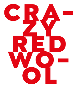 CrazyRedWool
